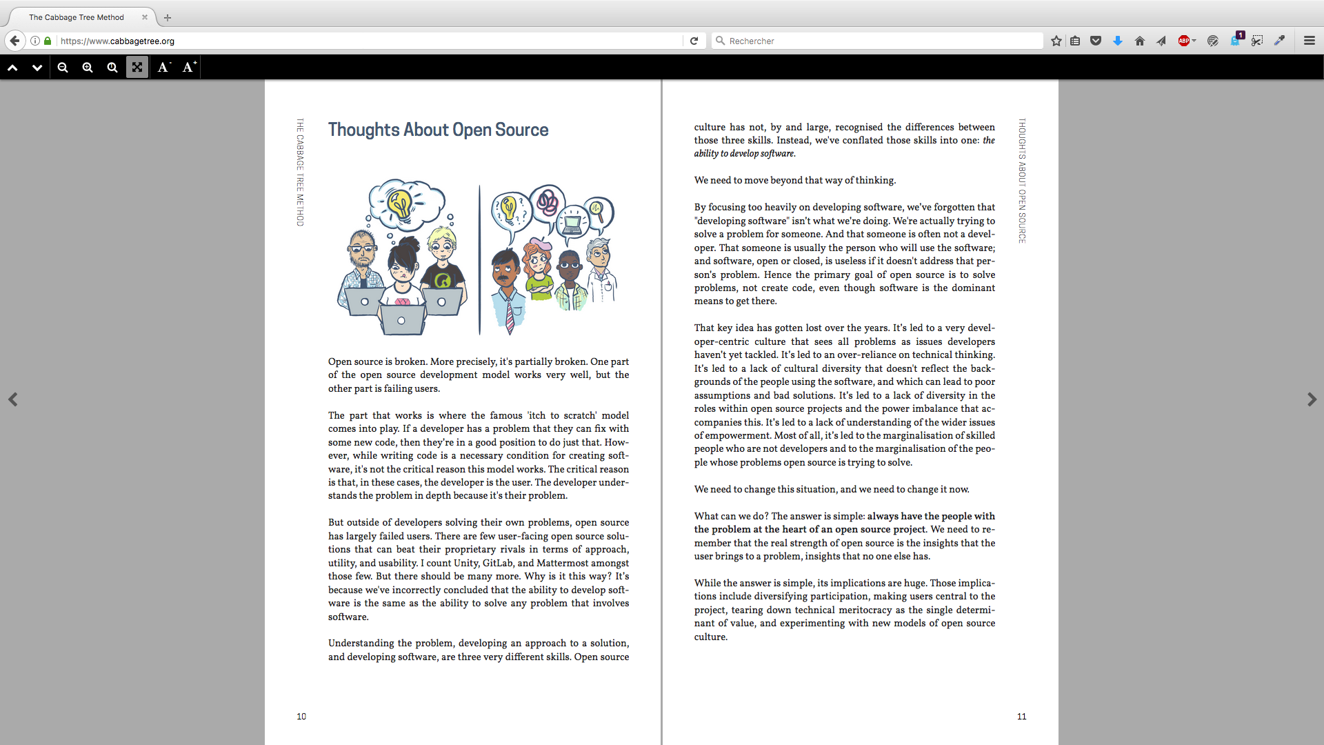 Making Books With Html Css A Look At Vivliostyle Part 1 Page Layouts Paged Media